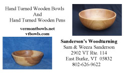 Bowl Turning Business Card